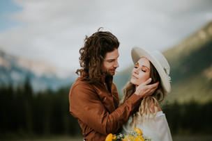 MIKE AND REGINA | GOLDEN, BC | ELOPEMENT  PHOTOGRAPHER