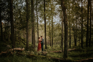 BRITTNEY AND CURTIS | PARADISE HILL ENGAGEMENT SESSION