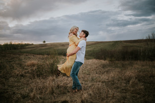 LLOYDMINSTER COUPLES PHOTOGRAPHER | NOAH AND BRENNA