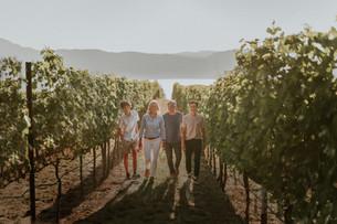 THE REIBERS | KELOWNA FAMILY PHOTOGRAPHY | EX NIHILO VINEYARDS