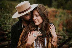 JEREMY AND AMANDA | GOLDEN, BC COUPLES PHOTOGRAPHER