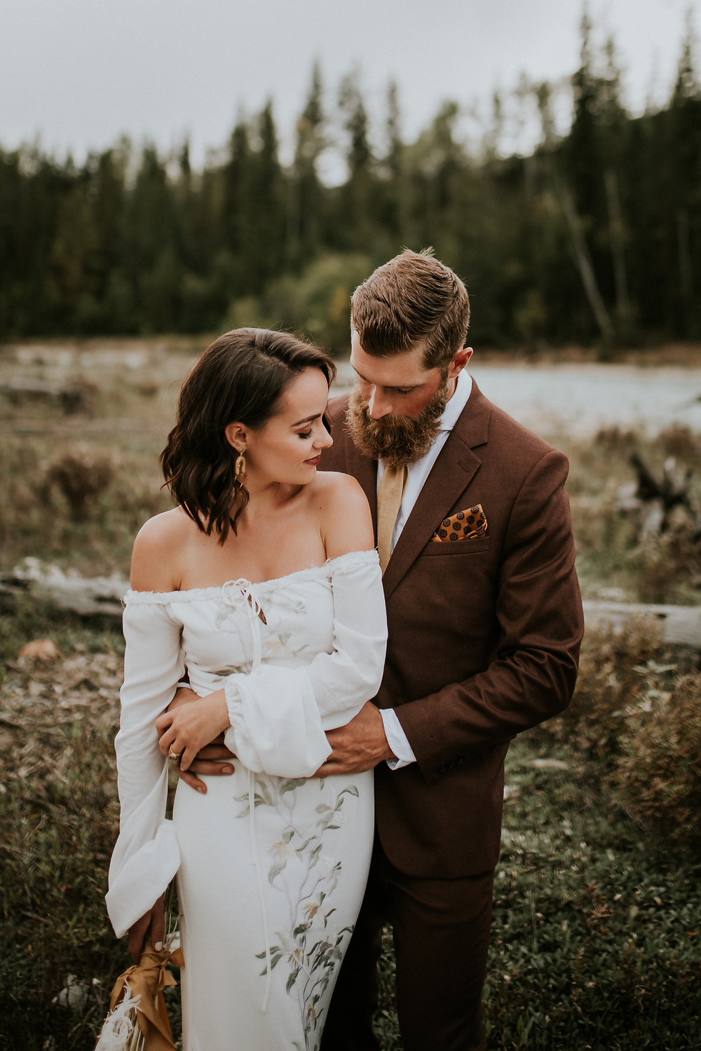 GOLDEN BC ELOPEMENT PHOTOGRAPHER