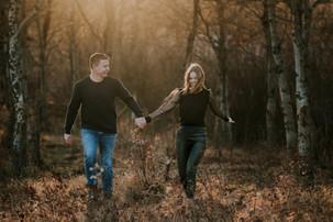 LANCE AND KENNEDY | LLOYDMINSTER ENGAGEMENT PHOTOGRAPHER
