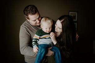 LLOYDMINSTER FAMILY PHOTOGRAPHER | THE THEISS FAMILY