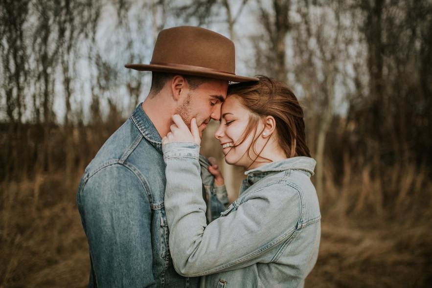 Lloydminster engagement Photographer.