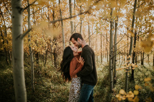 MITCH AND EZZAH | LLOYDMINSTER ENGAGEMENT PHOTOGRAPHER