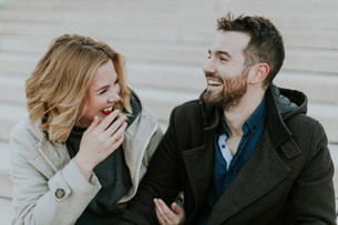 LINDSEY AND COLE | EDMONTON, AB COUPLES PHOTOGRAPHER