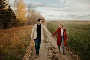LLOYDMINSTER PHOTOGRAPHER | ALISSA AND BAILEY