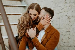 LLOYDMINSTER COUPLES PHOTOGRAPHER | HALEY AND TUCKER