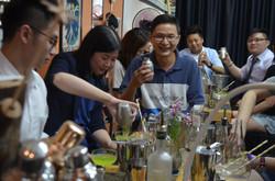 調酒工作坊 cocktail workshop