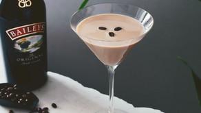 Flat White Martini 白咖啡馬天尼