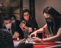 Cartier 卡地亞 Cocktail Workshop