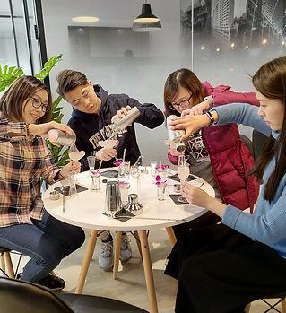 雞尾酒工作坊flair iron調酒香港.JPG