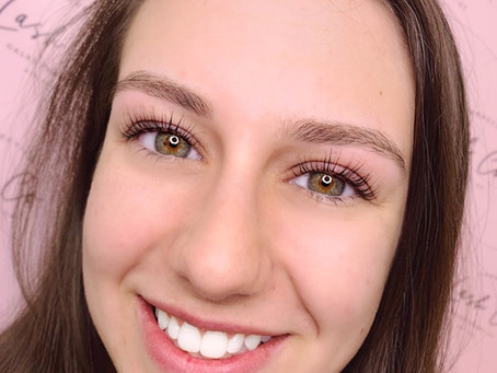 Your First Lash Lift Experience @ Connecticut Lash Co.