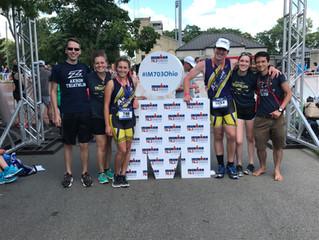 Members Take on Half Ironman