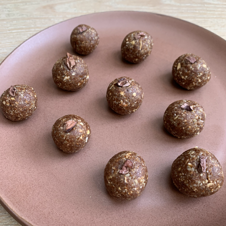 Gingerbread Bliss Balls