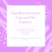 Yoga Beyond Asana Yoga and The Chakras.p