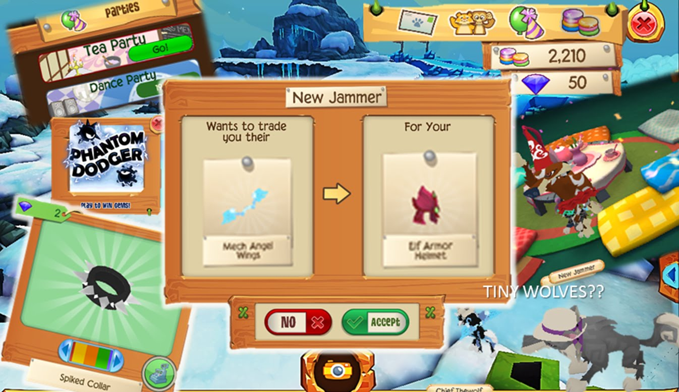 Animal Jam | fantagefashionista