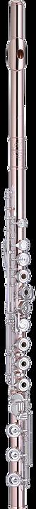 Miyazawa 14k Gold Flute with Silver Mechanism