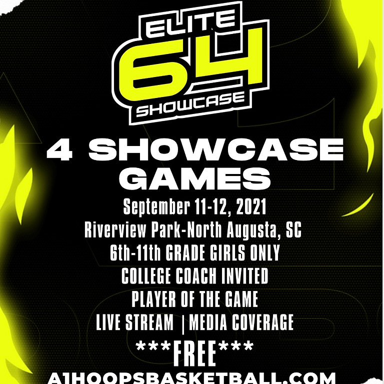 A1 Hoops Elite 64- Saturday Admission Ticket