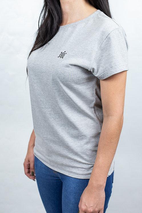 Camiseta Feminina SAILBOAT Mescla