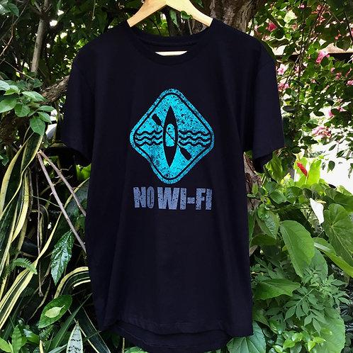Camiseta Masculina NO-WIFI
