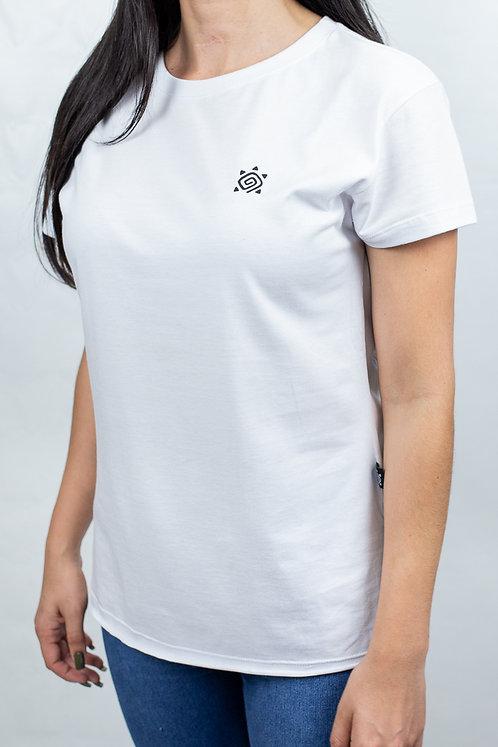 Camiseta Feminina SAILBOAT Branca