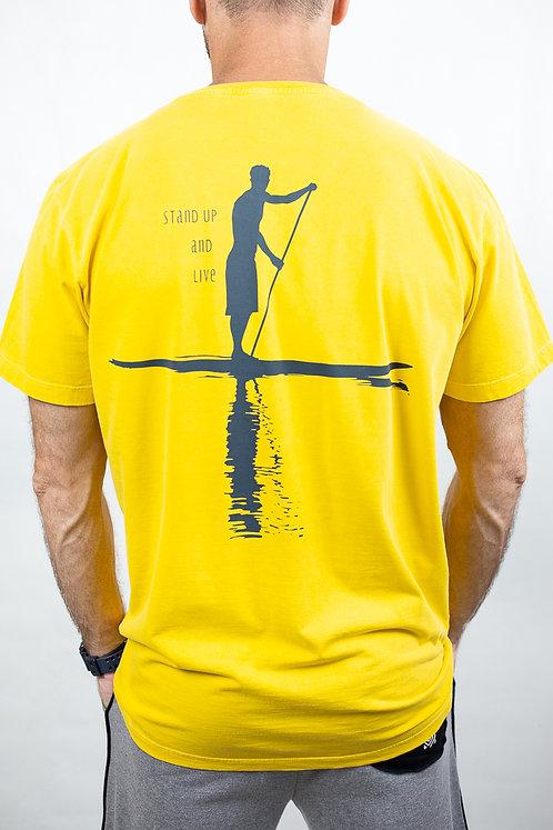 Camiseta Masculina REMADOR Amarela