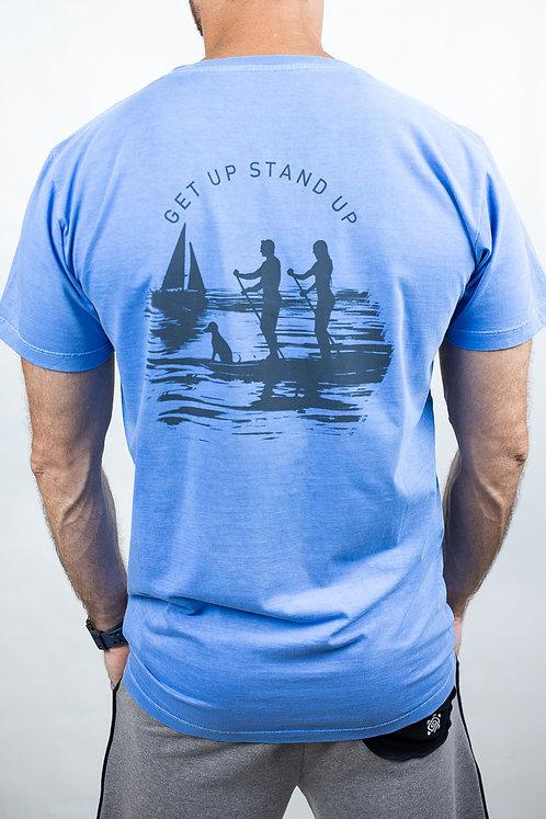 Camiseta Masculina CASAL SUP Azul
