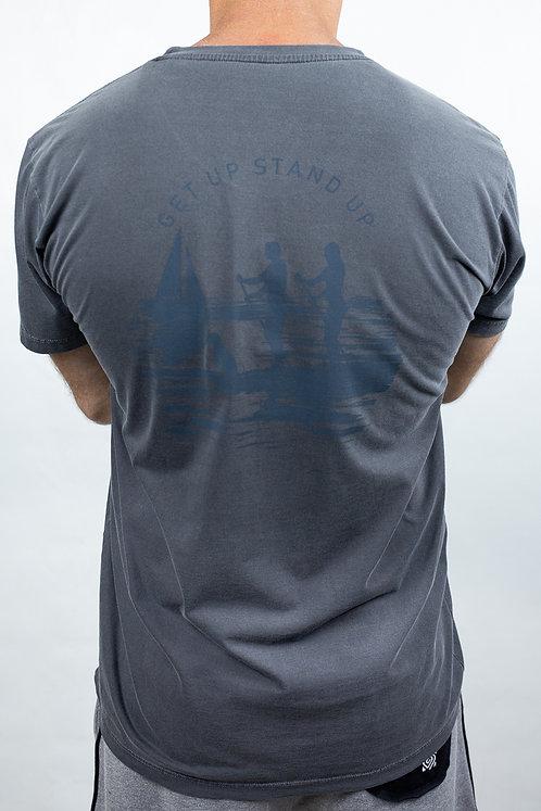 Camiseta Masculina CASAL SUP Chumbo