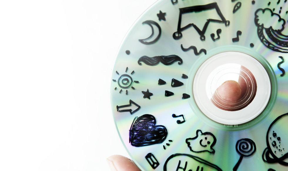光碟製作, 光碟燒錄, 光碟封面, CD, DVD, Blur-ray