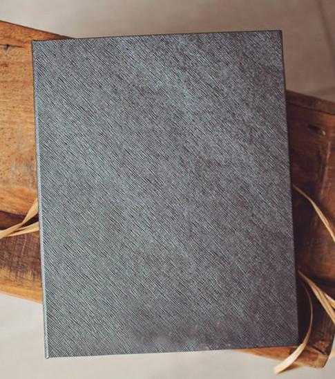 Matted Folio Cover