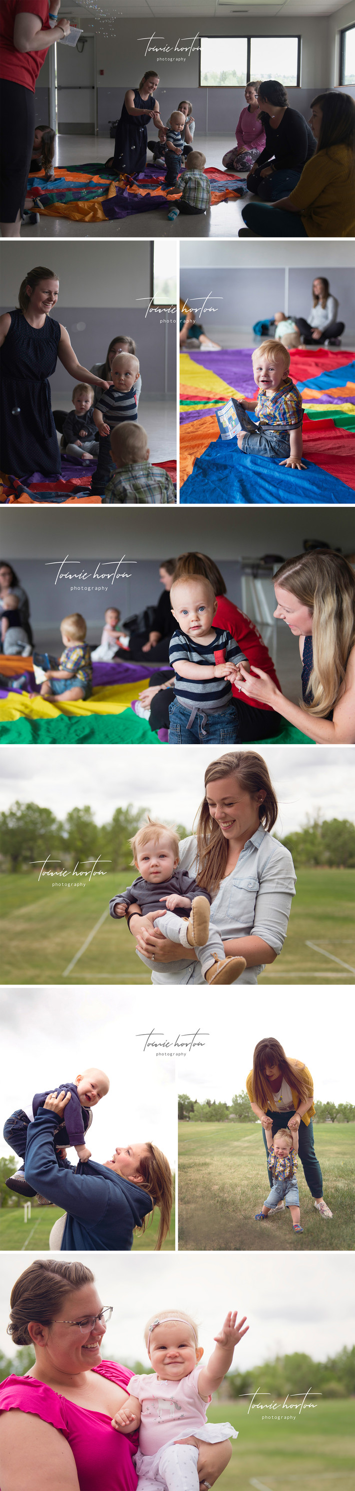Calgary event photographer - Mommy Connections