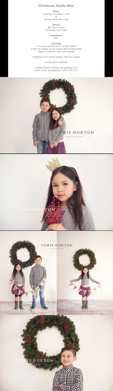 Christmas Studio Mini!