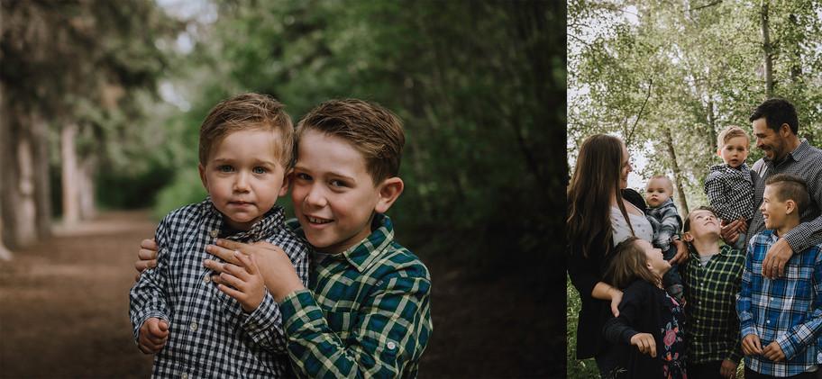 Calgary Family Photographer