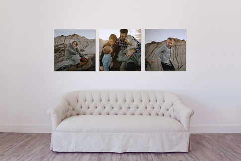 Gallery Warp Canvases