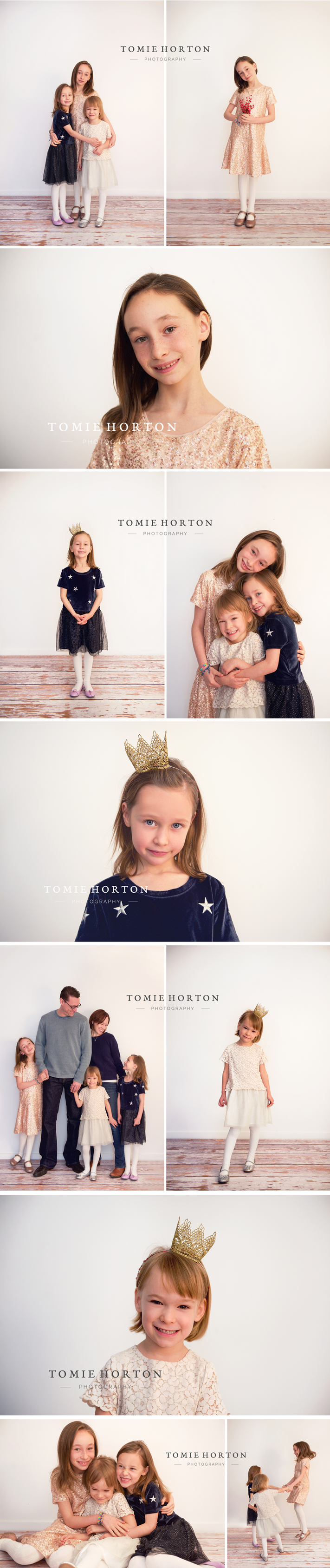 Christmas Mini Sessions - 'Part One'