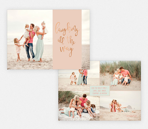 Birth Announcement/Holiday Cards