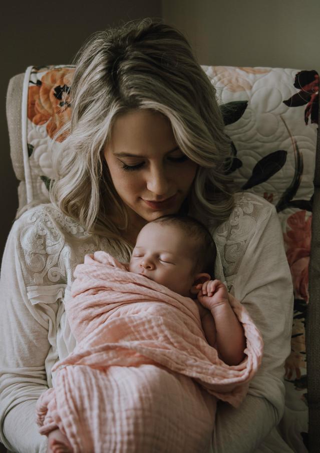 In-Home Newborn Session 2020