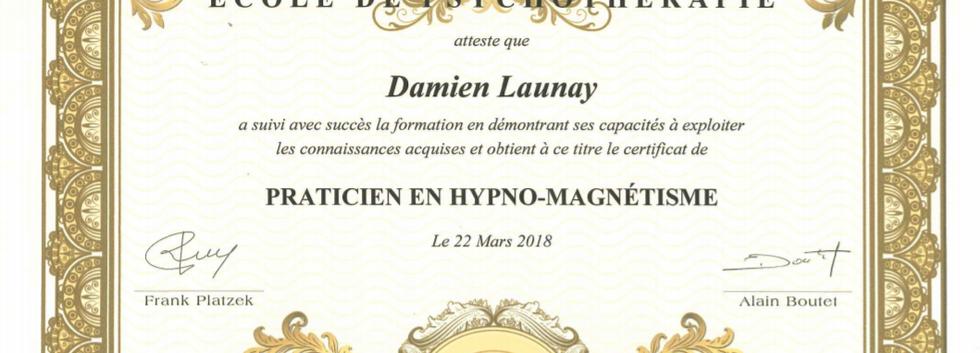 Diplome prat hypno magnetisme.PNG