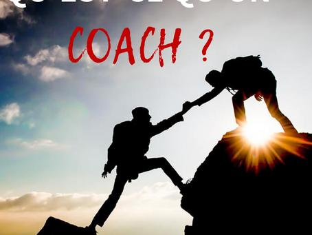 Qu'est qu'un coach ?