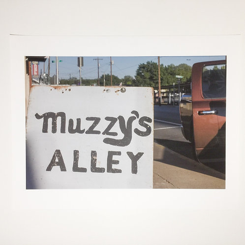 Small Town, My Town - Muzzy's