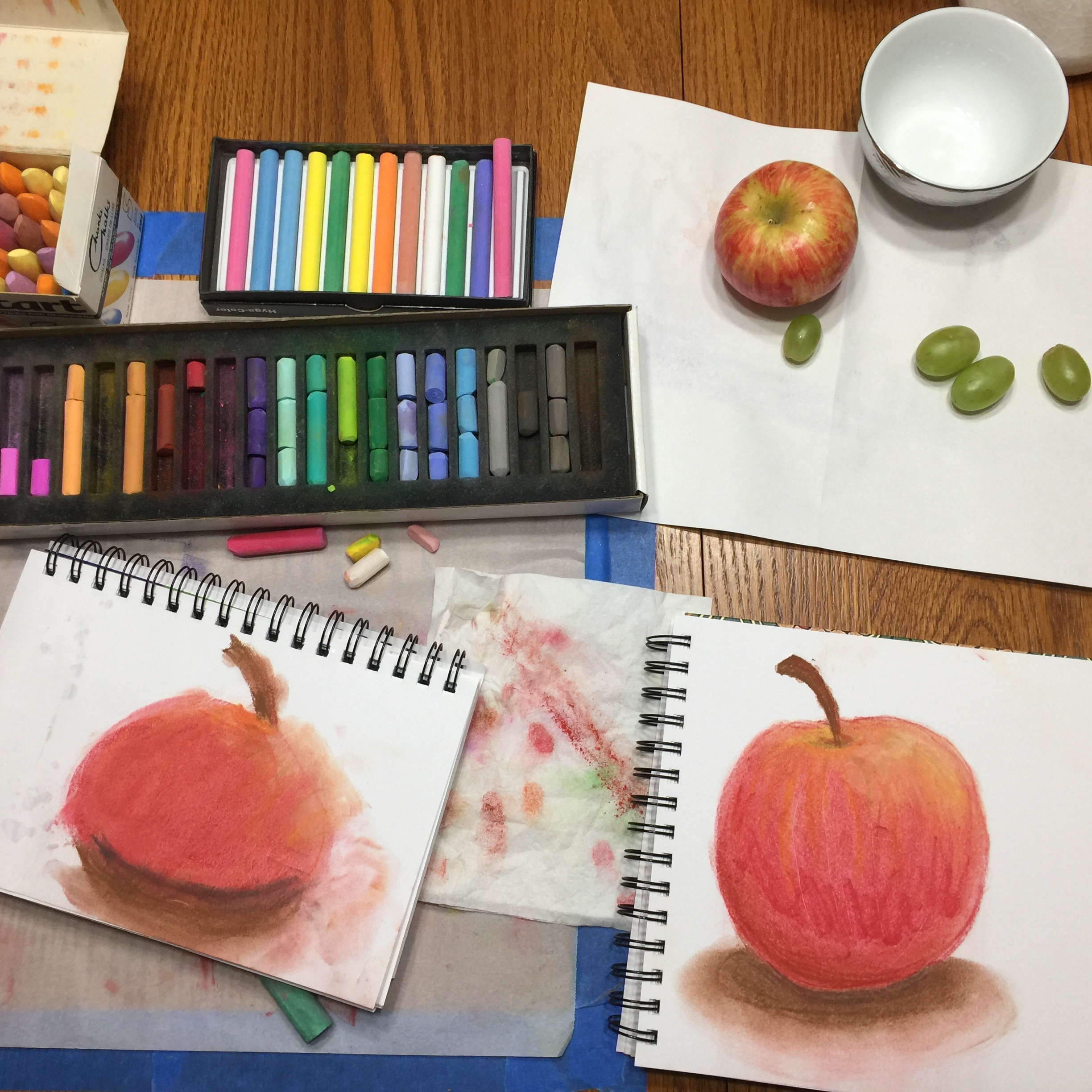 shading fruits