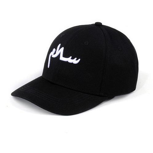 Black 3D Salam Cap