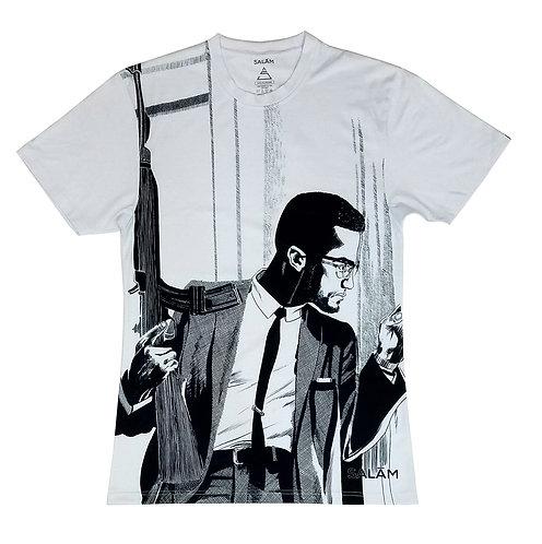 Malcolm X M1 Carbine Tee