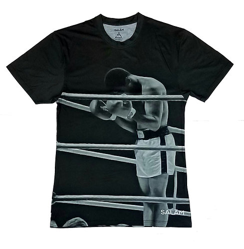 Double Sided Ali Ring Tee