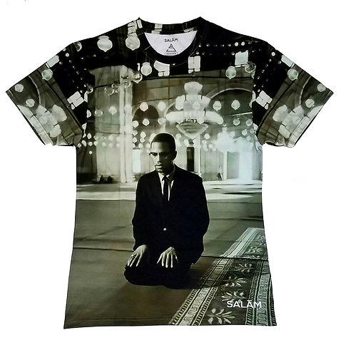 Malcolm X Masjid Tee