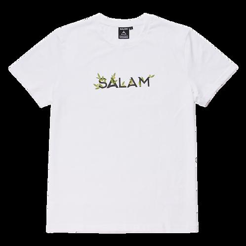 Salam Olive Logo Tee