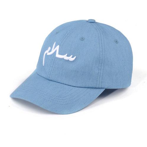 Denim 3D Salam Dad Hat