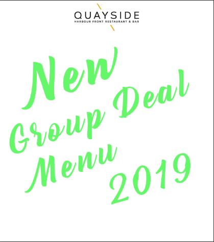2019 Groupon Menu